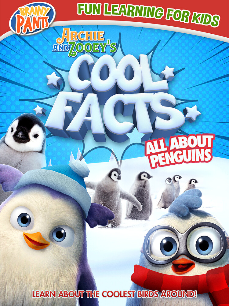 - Archie And Zooey's Cool Facts: All About Penguins