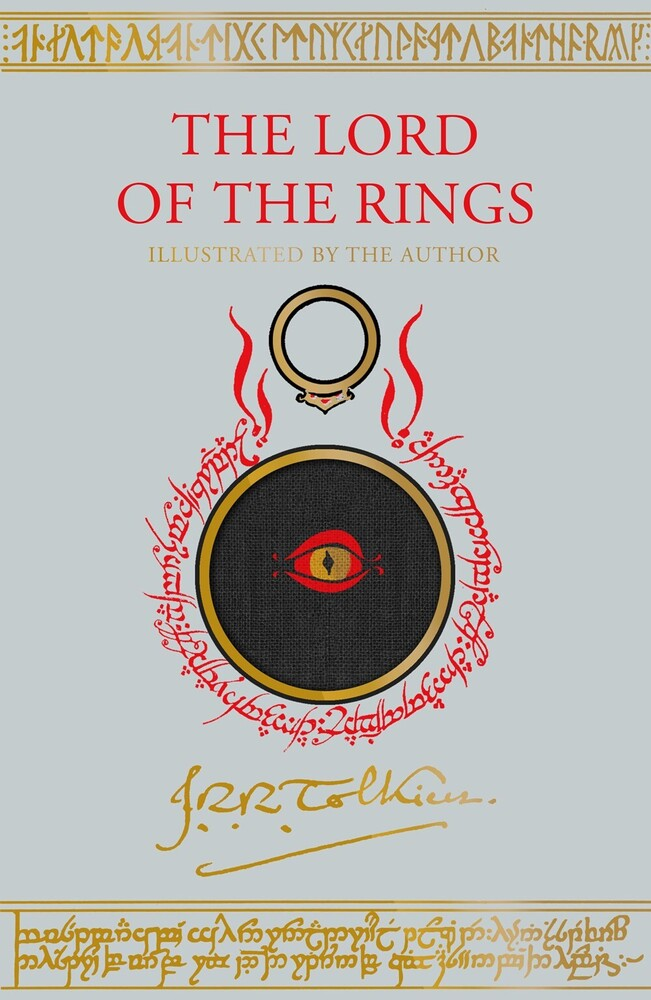 Jrr Tolkien - Lord Of The Rings Illustrated Edition (Hcvr) (Ill)