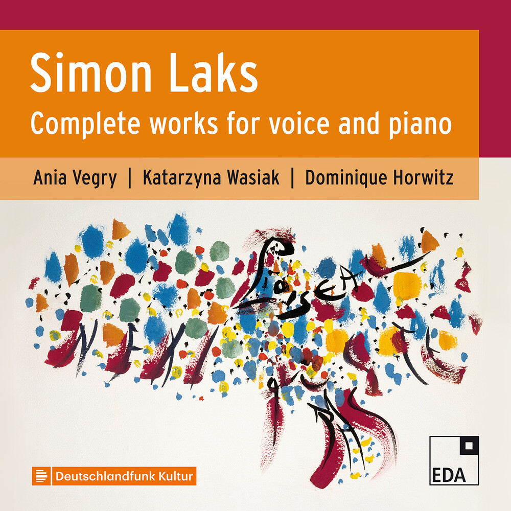 Laks / Vegry / Horwitz - Complete Works Voice & Piano (2pk)