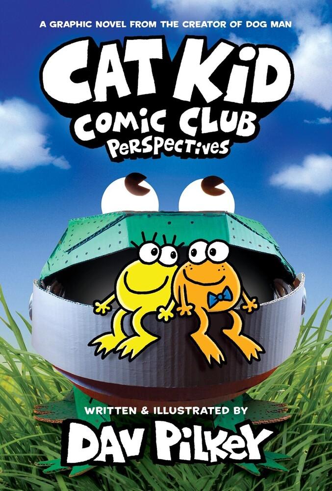 Dav Pilkey - Cat Kid Comic Club 2 (Gnov) (Hcvr)