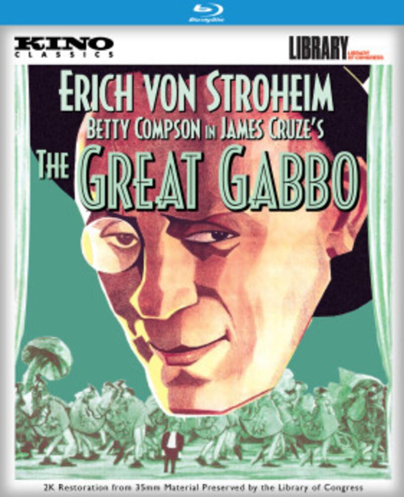 - Great Gabbo (1929)