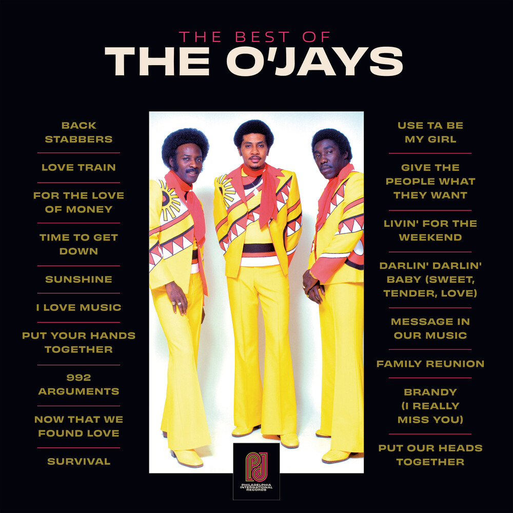 - The Best Of The O'Jays