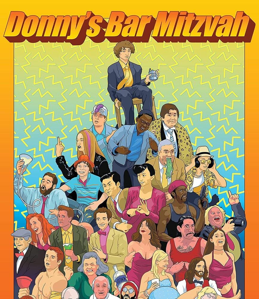 - Donny's Bar Mitzvah
