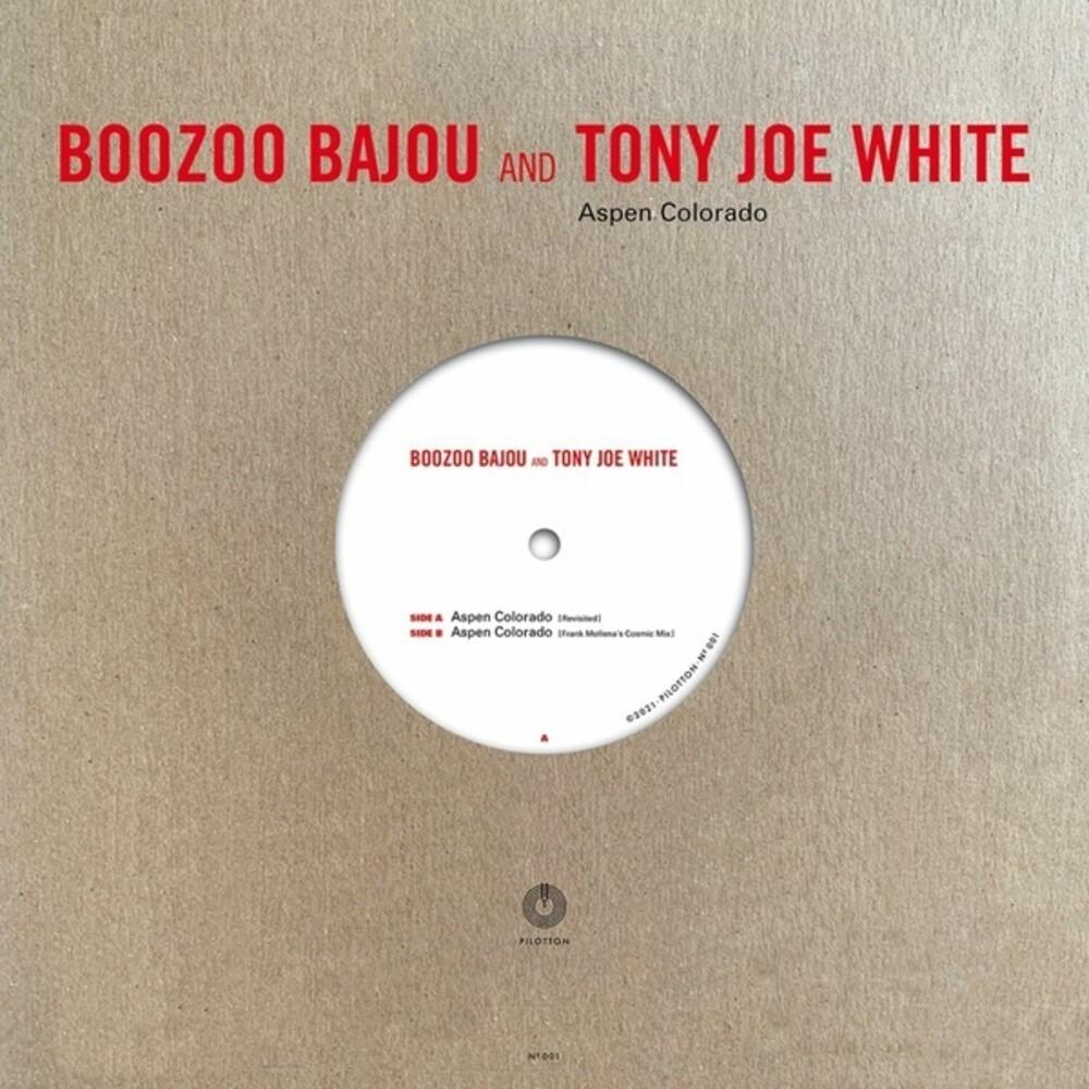 Boozoo Bajou / Tony White  Joe - Aspen Colorado (10in) (Uk)