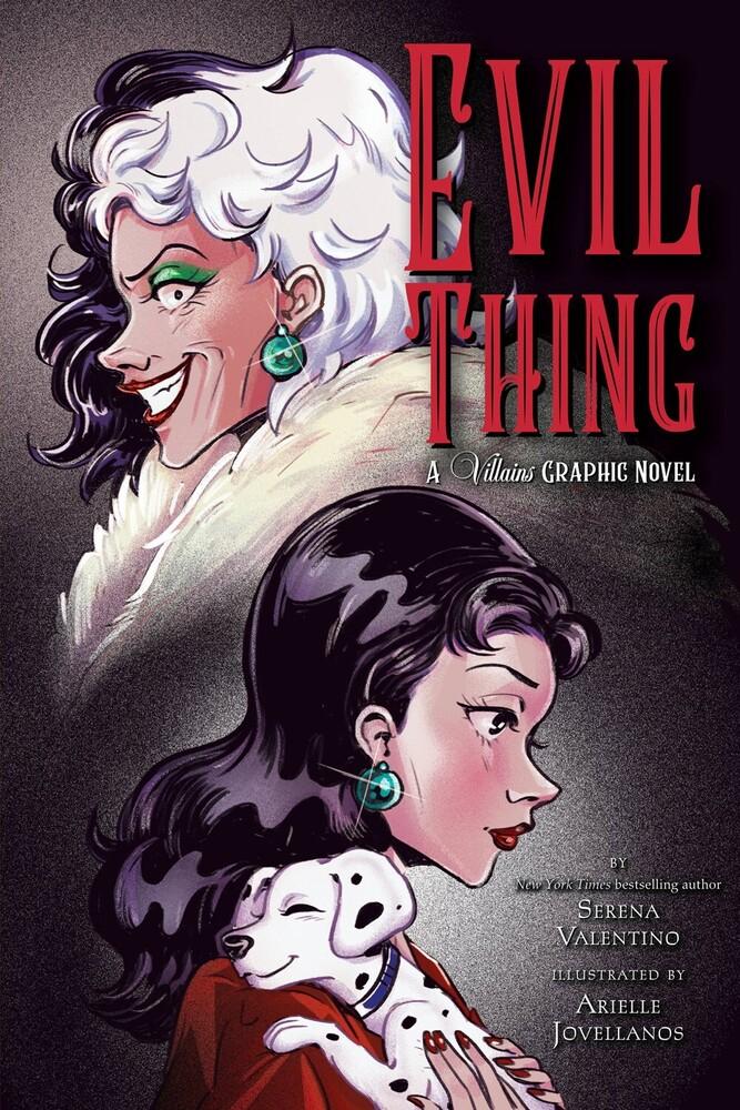 Serena Valentino  / Jovellanos,Arielle - Evil Thing (Gnov) (Ppbk)