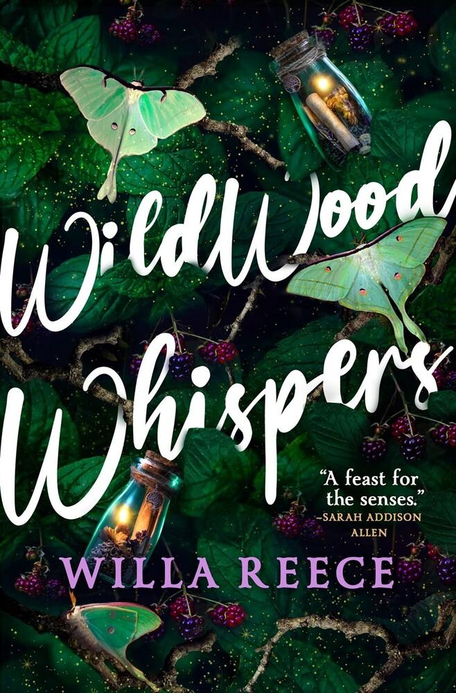 Willa Reece - Wildwood Whispers (Hcvr)