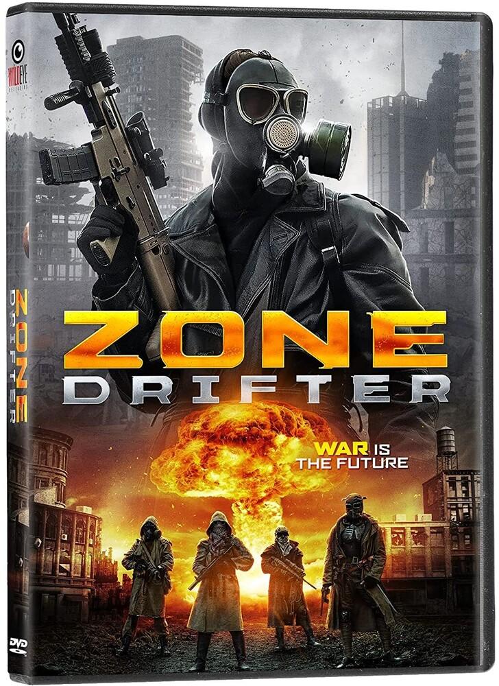 Zone Drifter DVD - Zone Drifter Dvd