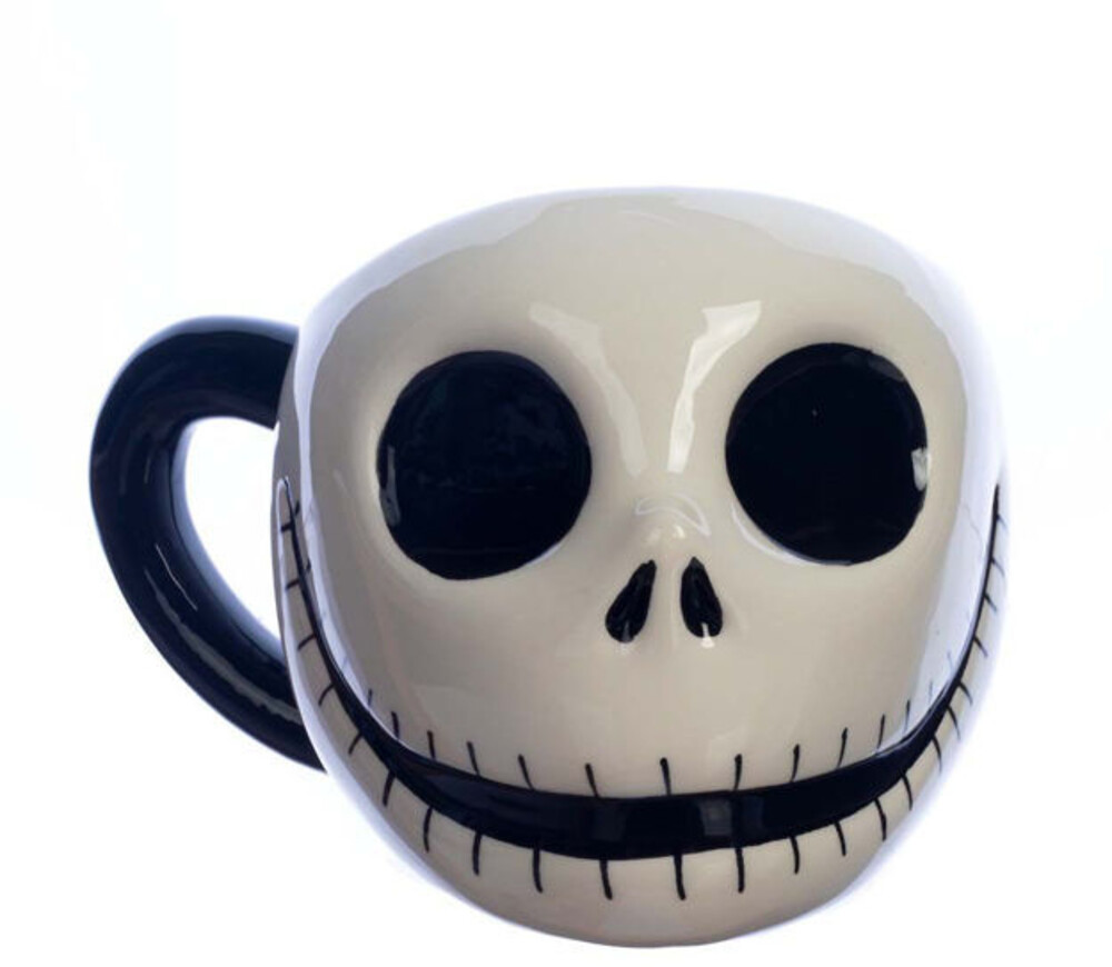 - Disney Nbx Jack Sculpted Ceramic Mug (Mug)