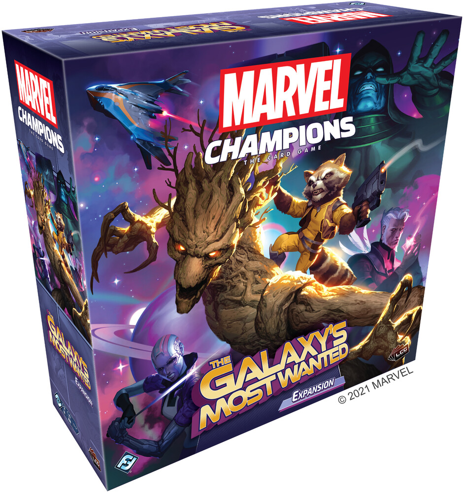 Marvel Champions Card Game Galaxys Most Wanted Exp - Marvel Champions Card Game Galaxys Most Wanted Exp