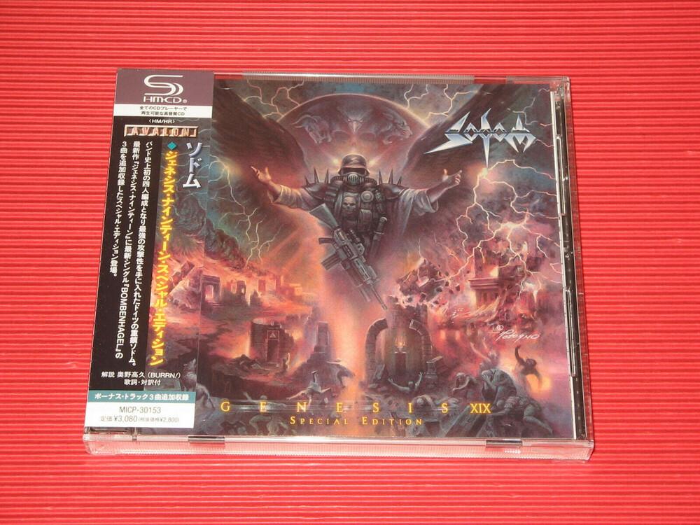 Sodom - Genesis 19 (Spec) (Shm) (Jpn)