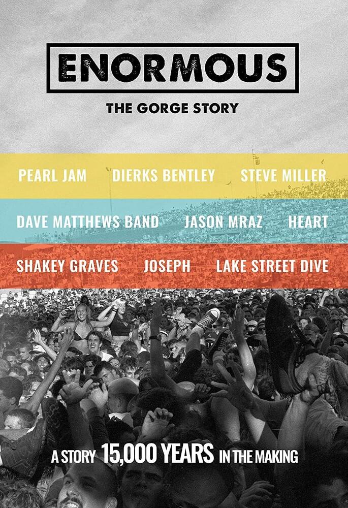 Enormous: The Gorge Story (2021) - Enormous: The Gorge Story (2021)