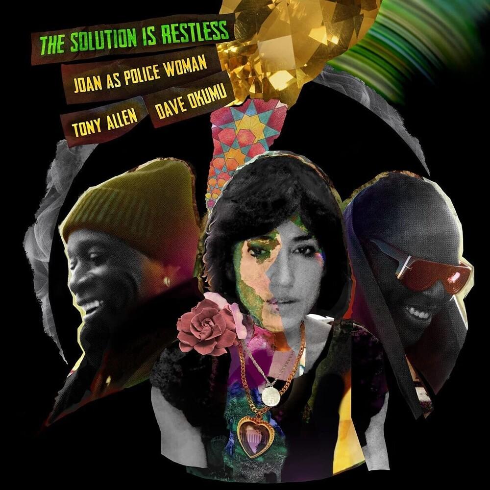 Joan As Police Woman / Tony Allen  / Okumu,Dave - Solution Is Restless