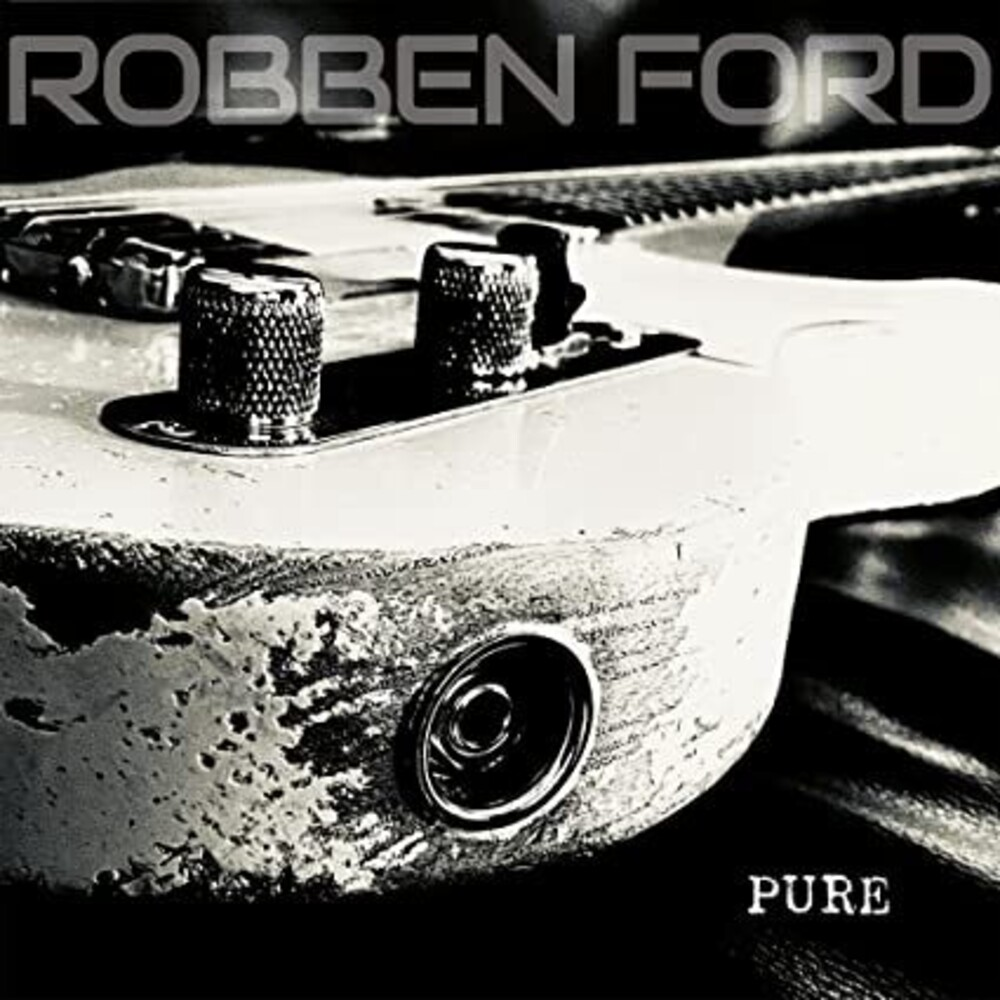 Robben - Pure [Colored Vinyl] (Gate) (Red)