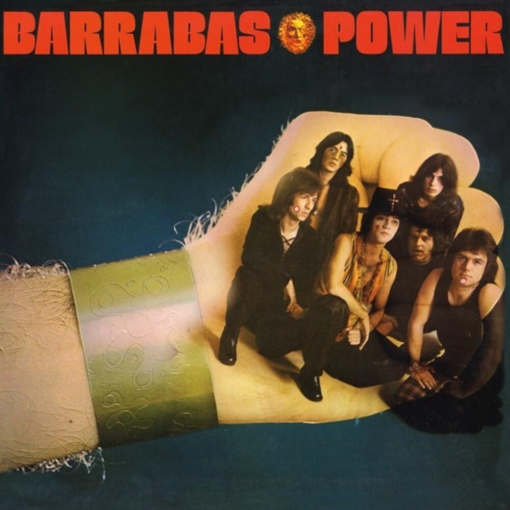Barrabas - Power (Spa)