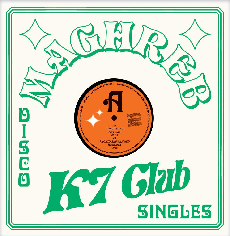 Maghreb K7 Club - Disco Singles / Various - Maghreb K7 Club - Disco Singles / Various