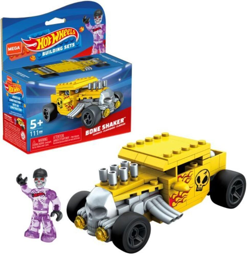 Mega Brands Hot Wheels - Hw Bone Shaker (Tcar) (Brik)