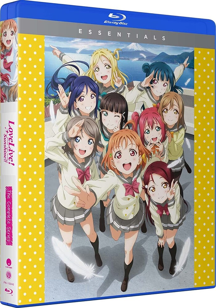 Love Live Sunshine: Complete Series - Love Live Sunshine: Complete Series (4pc) / (Box)