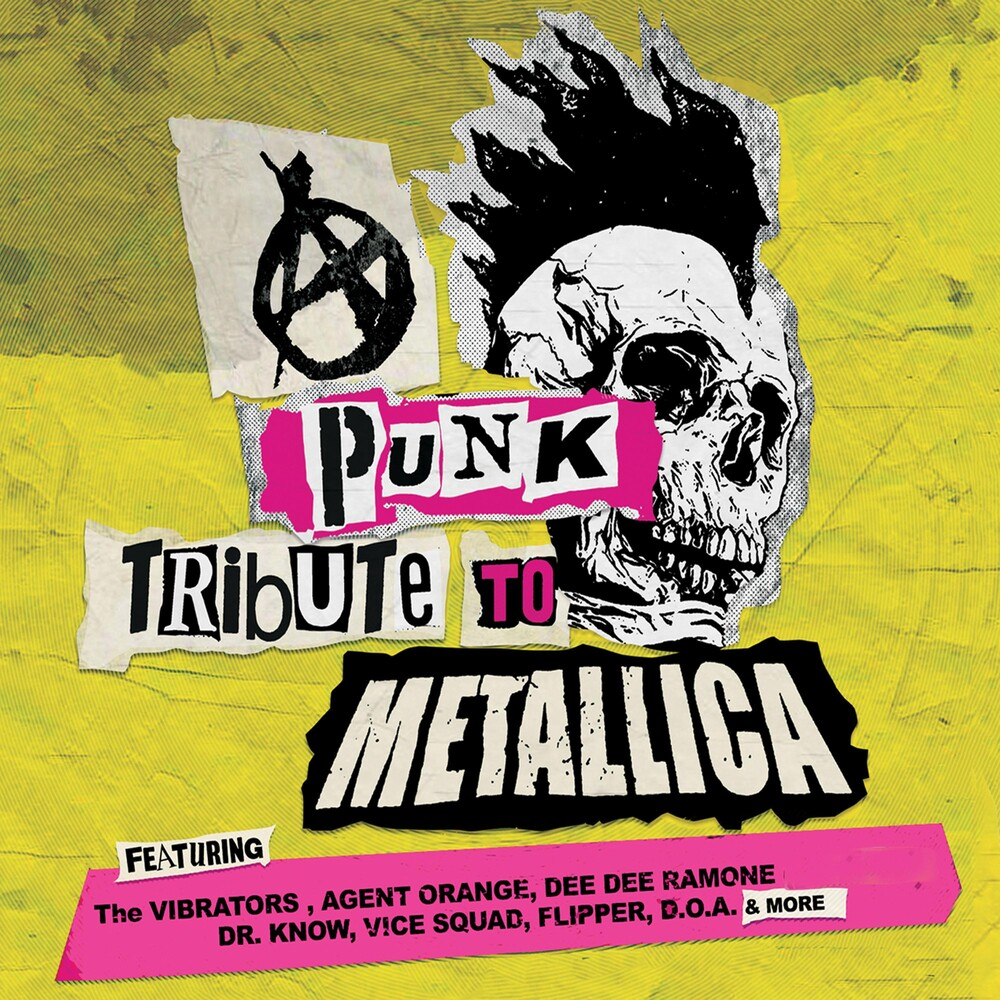 Sloppy Seconds / Agent Orange / D.O.A. - Punk Tribute To Metallica [Digipak]