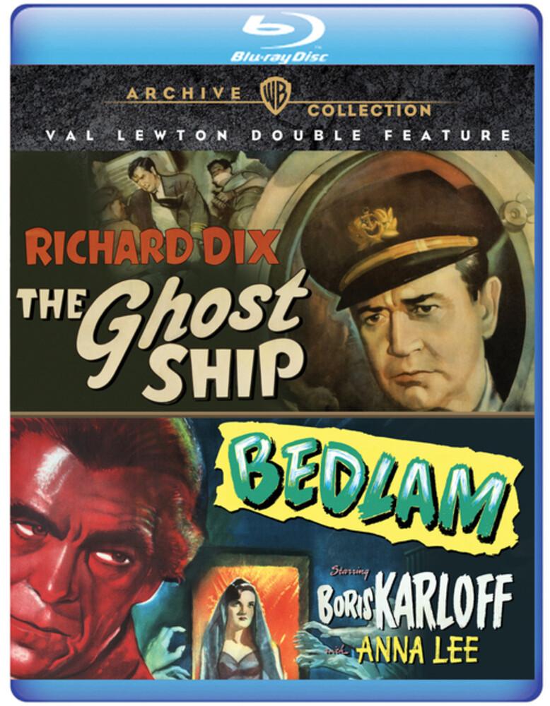 Bedlam / Ghostship - Bedlam / Ghostship / (Mod)