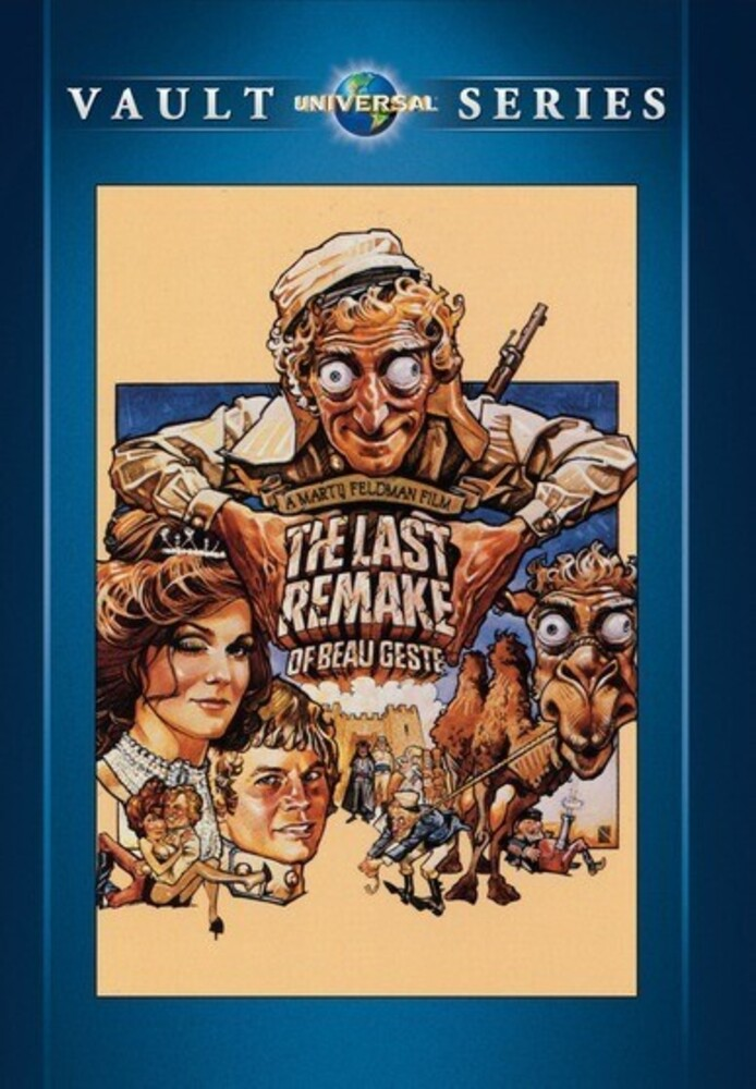 Last Remake Of Beau Geste - The Last Remake of Beau Geste