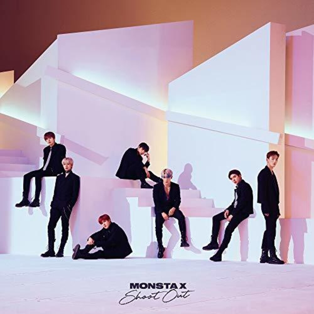 Monsta X - Shoot Out (Version A)[Import CD/DVD]