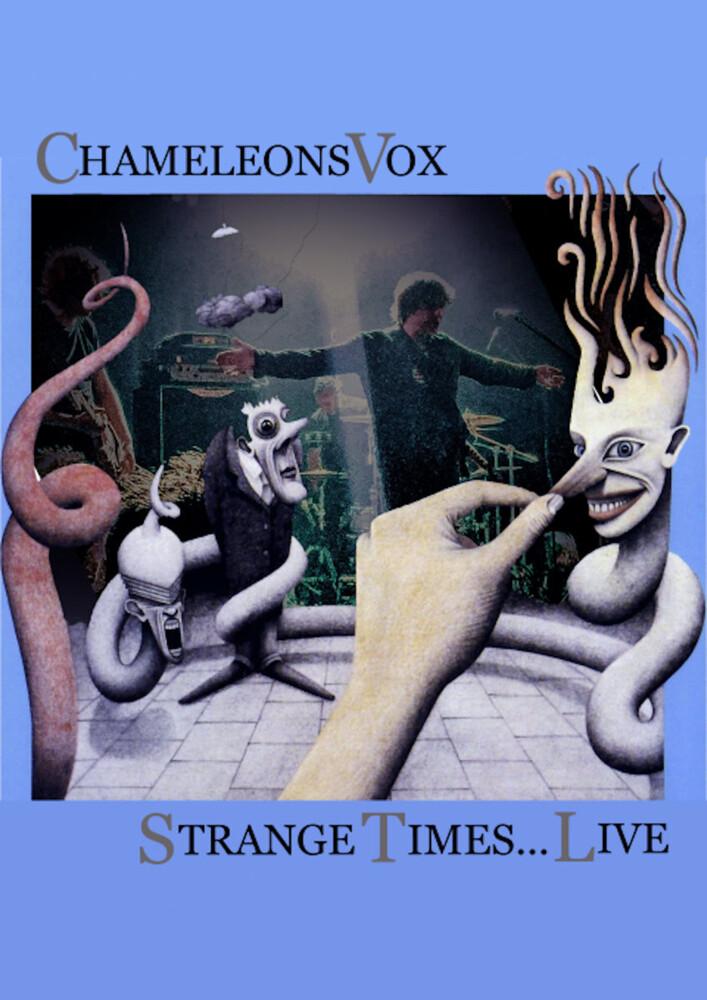 Chameleons Vox - Strange Times: Live (Uk)