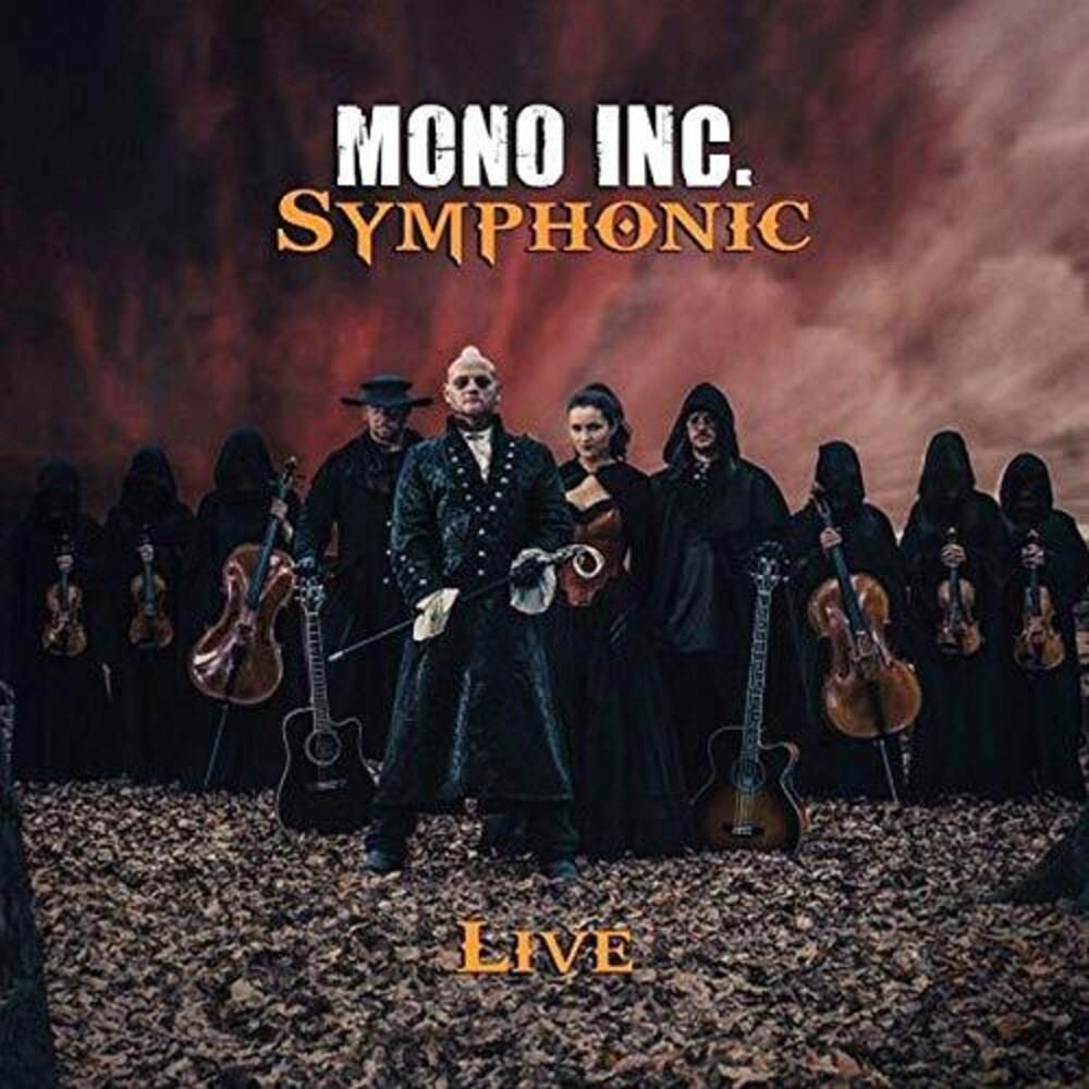 Mono Inc - Symphonic Live (incl. DVD)