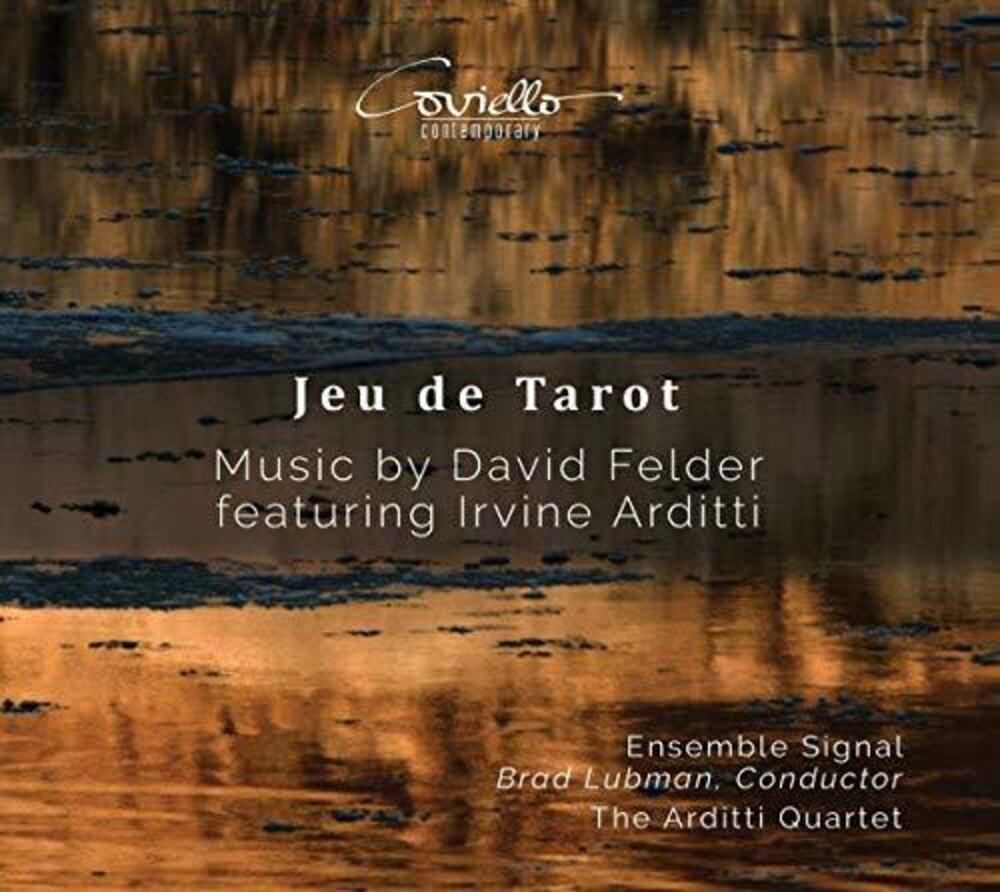 Felder / Arditti / Lubman - Jeu De Tarot