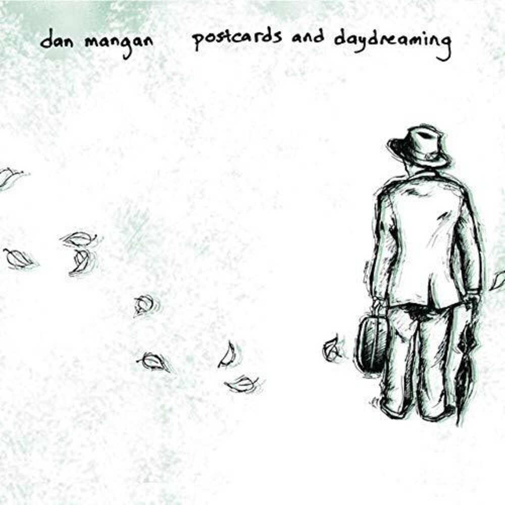 Dan Mangan - Postcards And Daydreaming [2LP]