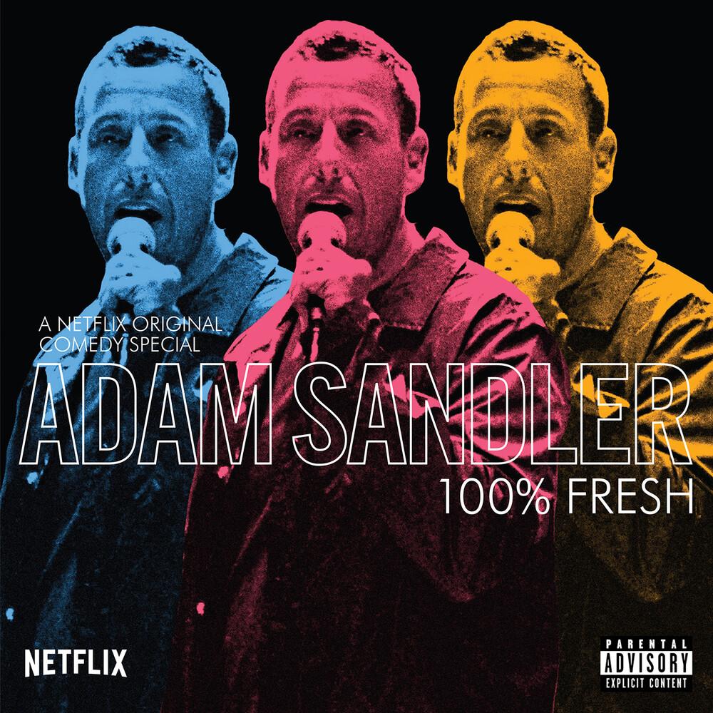 Adam Sandler - 100% Fresh [LP]
