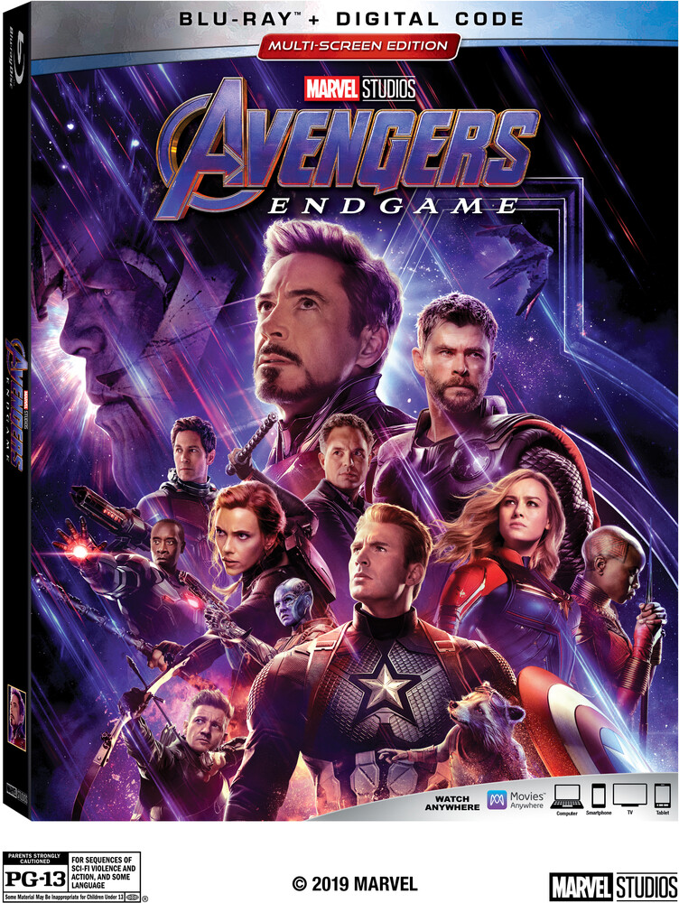 Marvel's The Avengers [Movie] - Avengers: Endgame