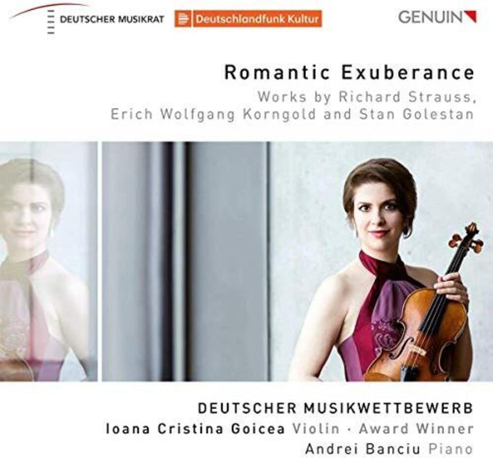 Golestan / Goicea / Banciu - Romantic Exuberance