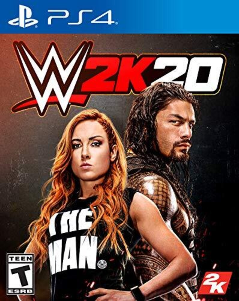- WWE 2K20 for PlayStation 4