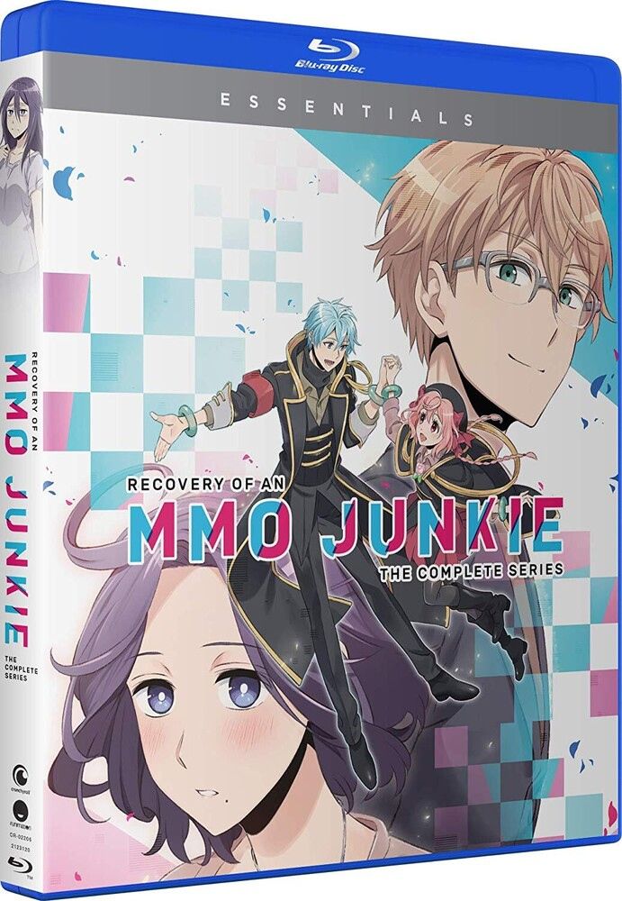 Terri Doty - Recovery Of An Mmo Junkie: Complete Series (2pc)