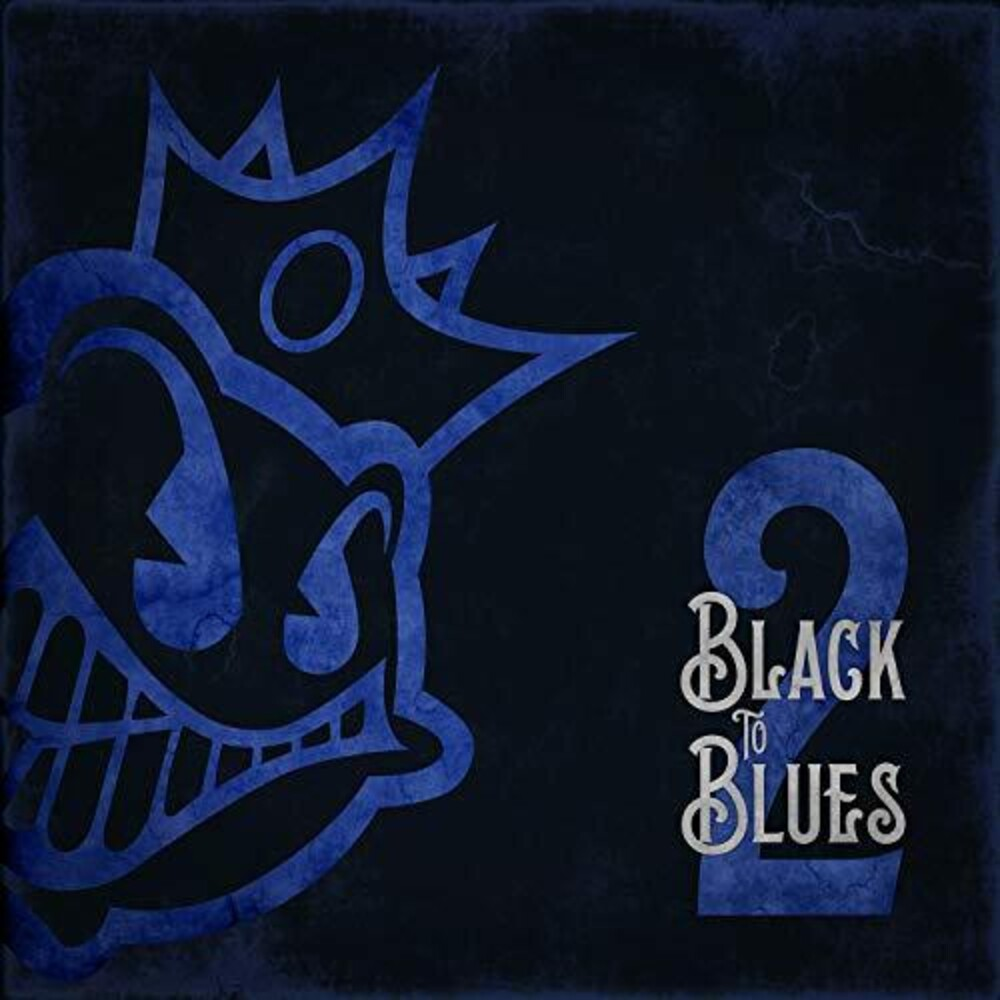 Black Stone Cherry - Black To Blues: Volume 2 EP [Transparent Blue Vinyl]
