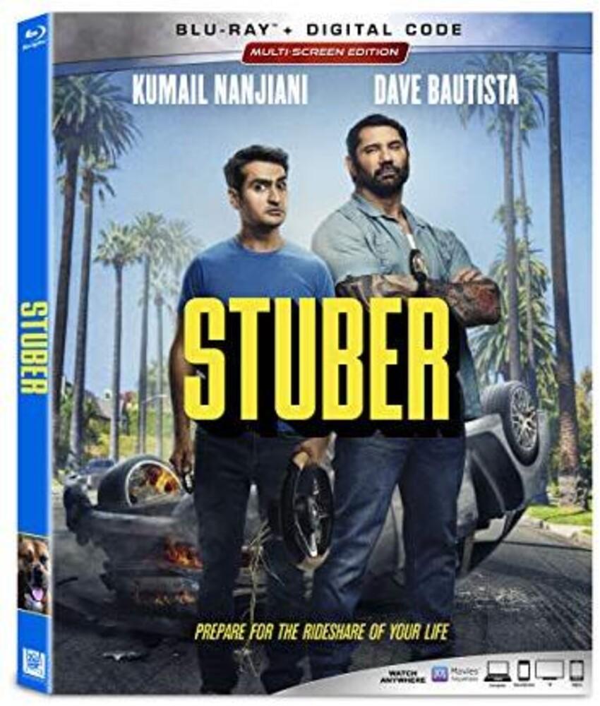 Stuber [Movie] - Stuber