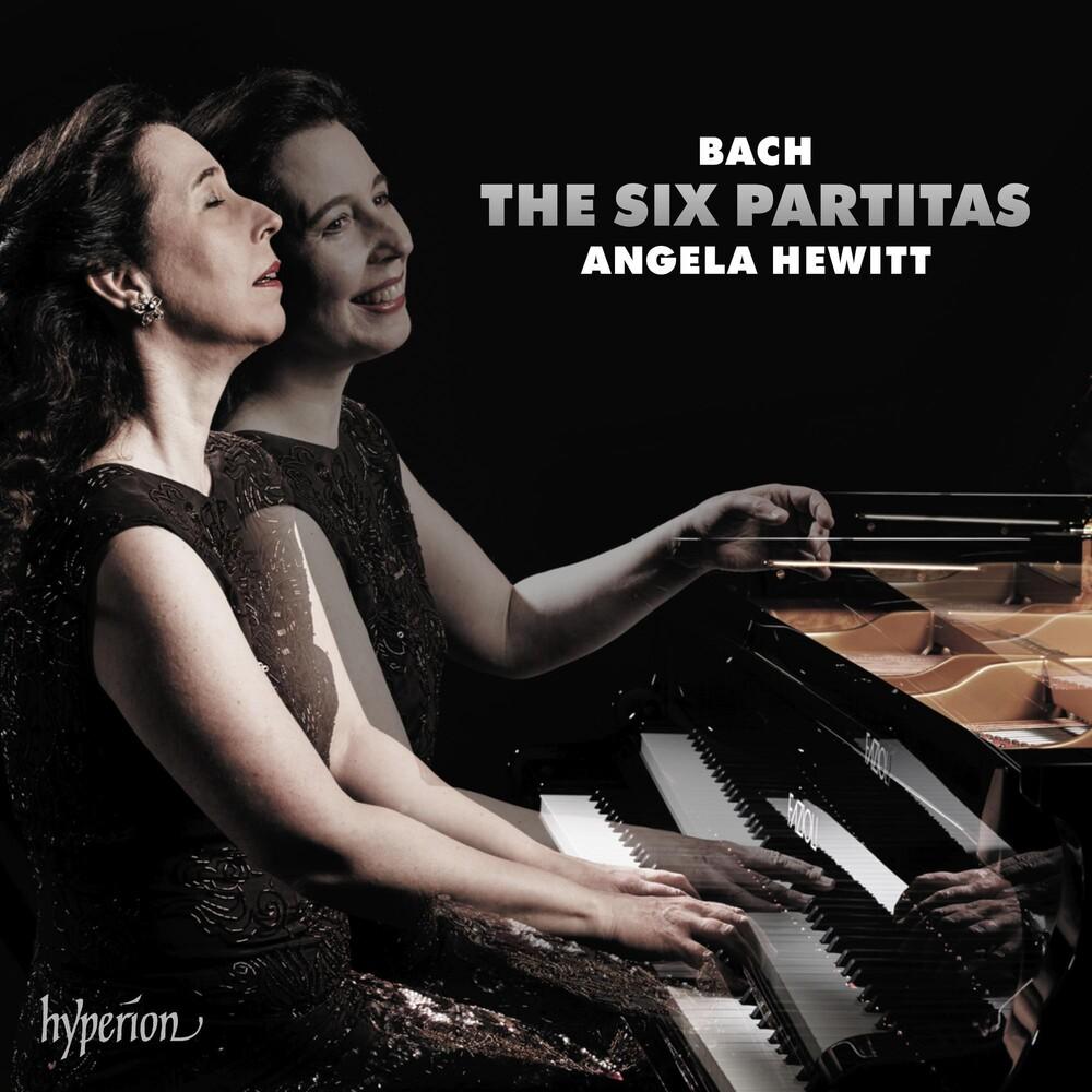Angela Hewitt - Bach: The Six Partitas