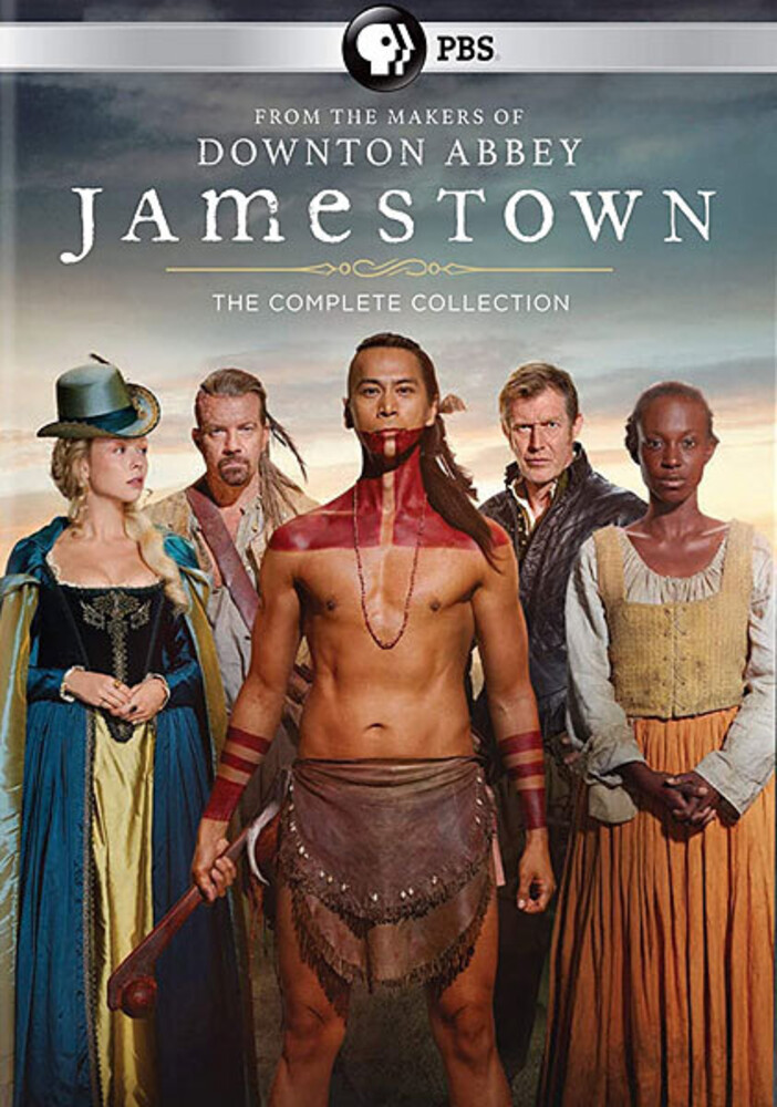 - Jamestown: Complete Collection (6pc) / (Box)