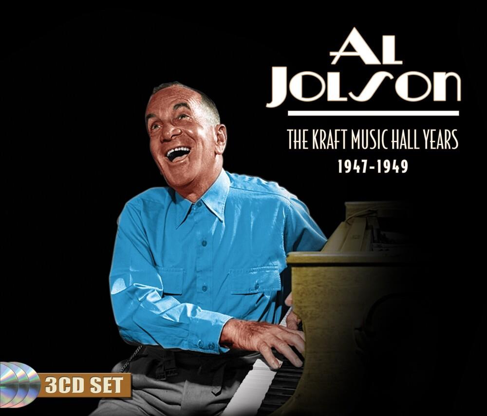 Al Jolson - Kraft Music Hall Years 1947-1949 [Remastered]