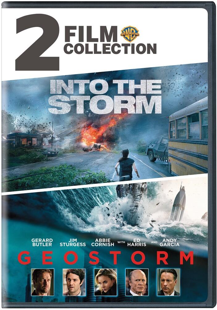 - Geostorm / Into The Storm (2pc) / (2pk Ecoa)