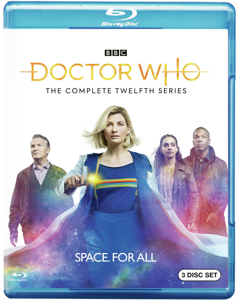 - Doctor Who: Complete Twelfth Series (3pc) / (3pk)