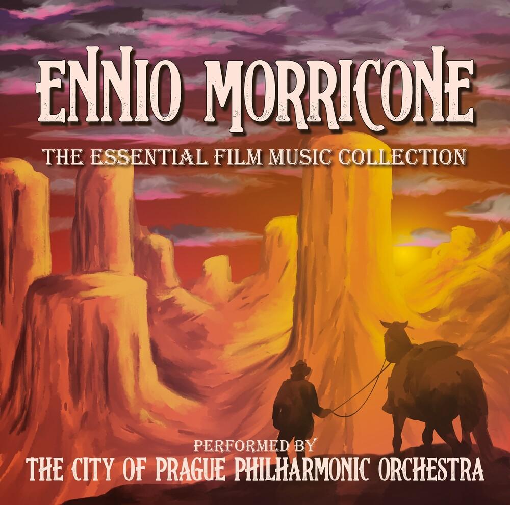 City Of Prague Philharmonic Orchestra - Ennio Morricone: Essential Film Music Collection