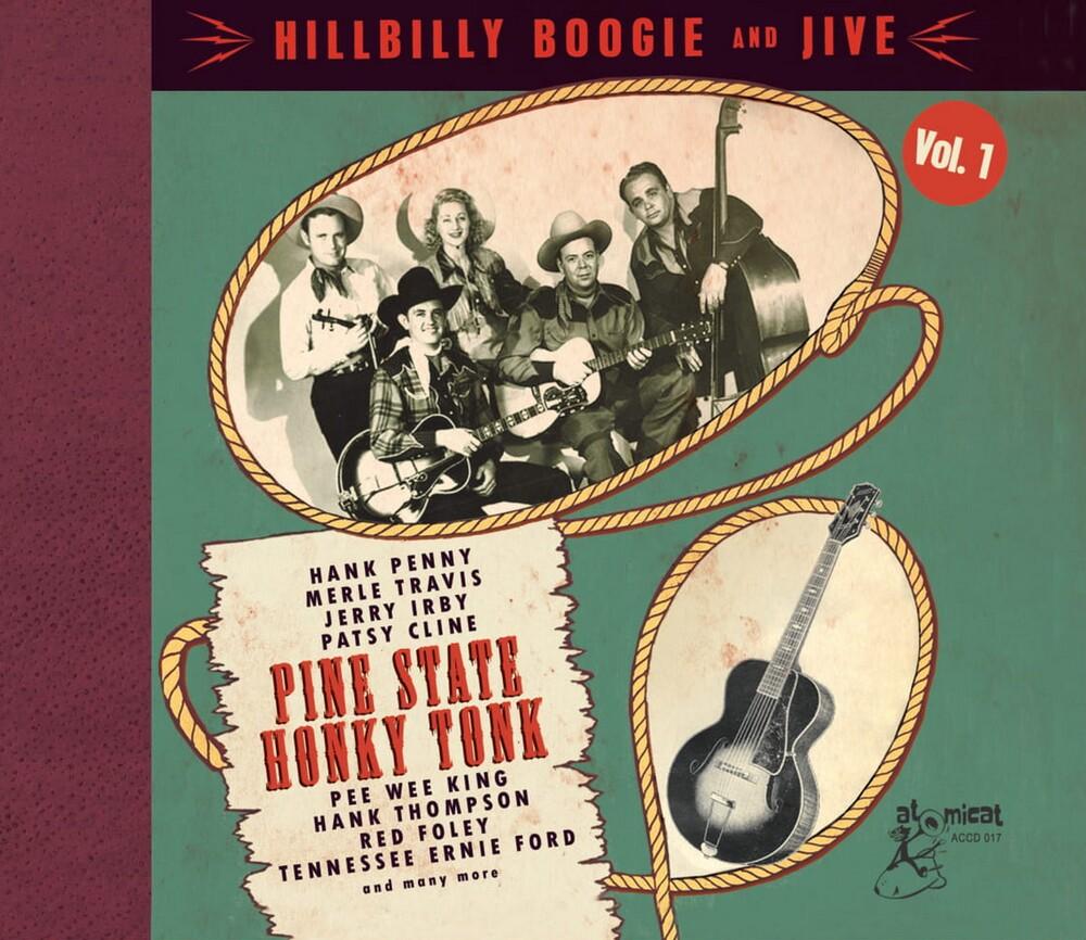 Pine State Honky Tonk / Various - Pine State Honky Tonk / Various