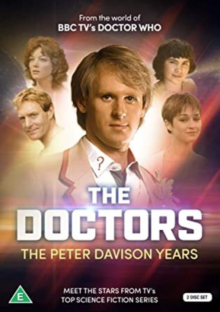 Doctors: Dr Who Peter Davison Years - Doctors: Dr Who Peter Davison Years (2pc) / (Ntr0)