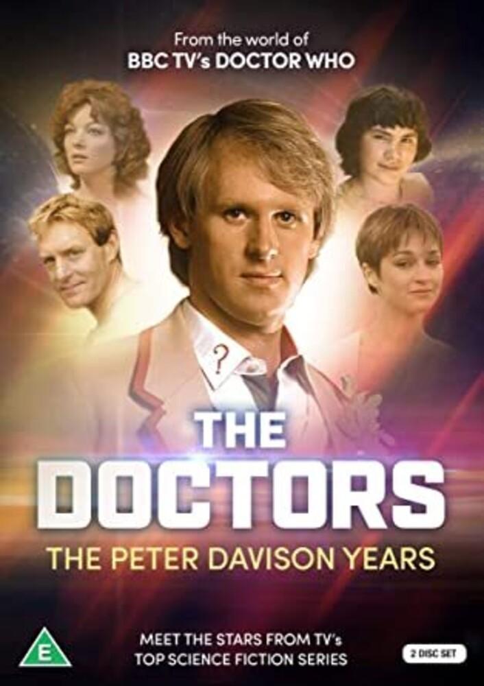 Doctors: Dr Who Peter Davison Years - Doctors: Dr Who Peter Davison Years (2pc) / (Ntr0)