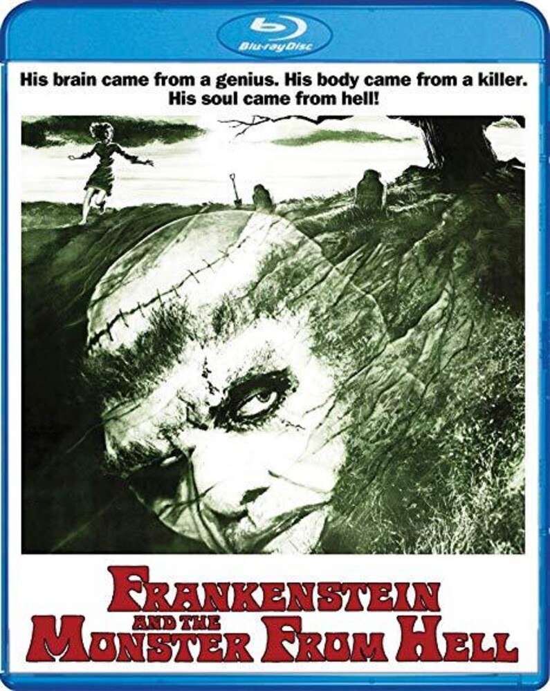 - Frankenstein & The Monster From Hell / (Dol Mono)