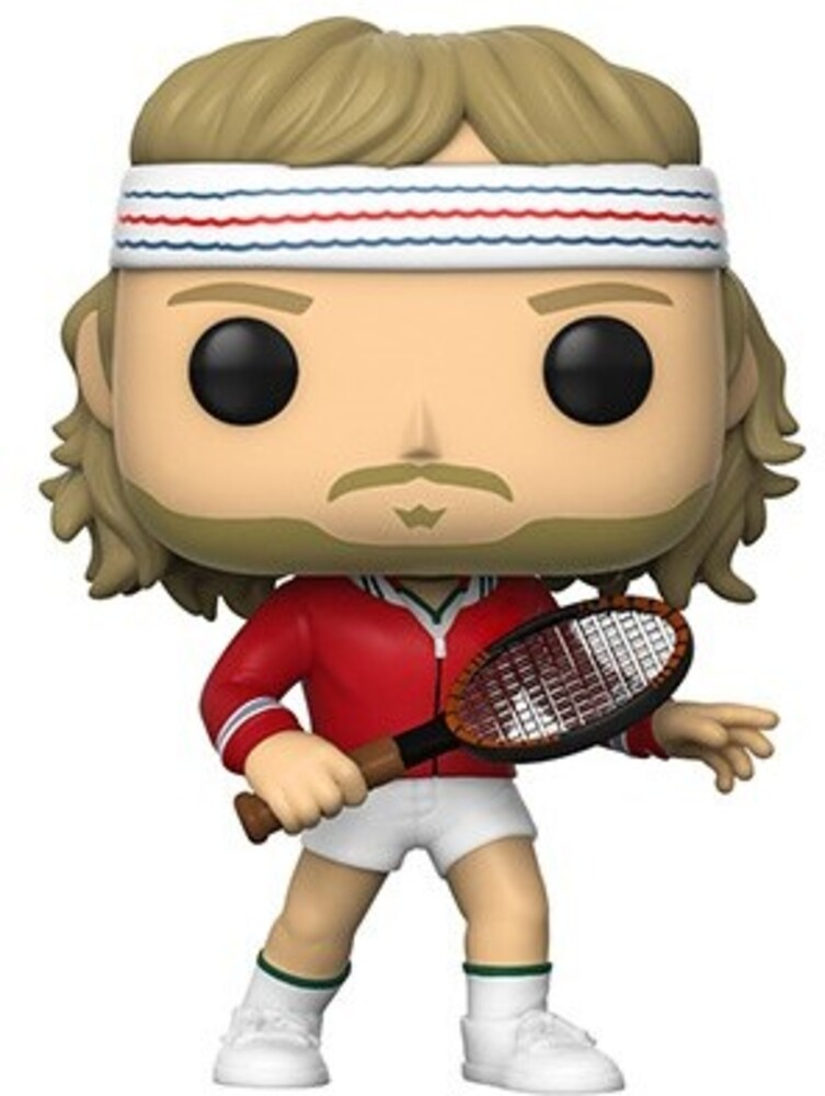 Funko Pop! Legends: - FUNKO POP! LEGENDS: Tennis Legends - Bjorn Borg