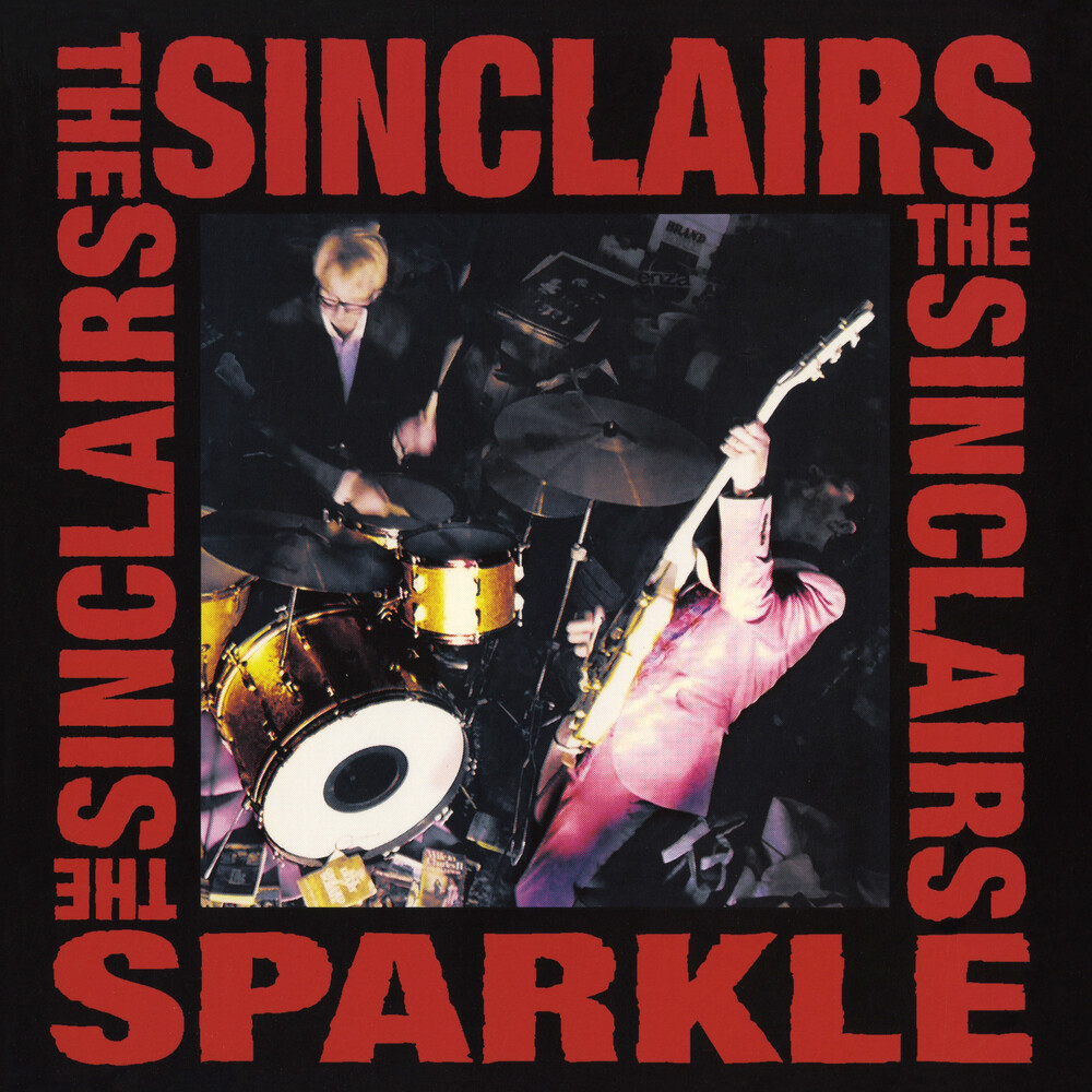 Sinclairs - Sparkle [Limited Edition] (Red)
