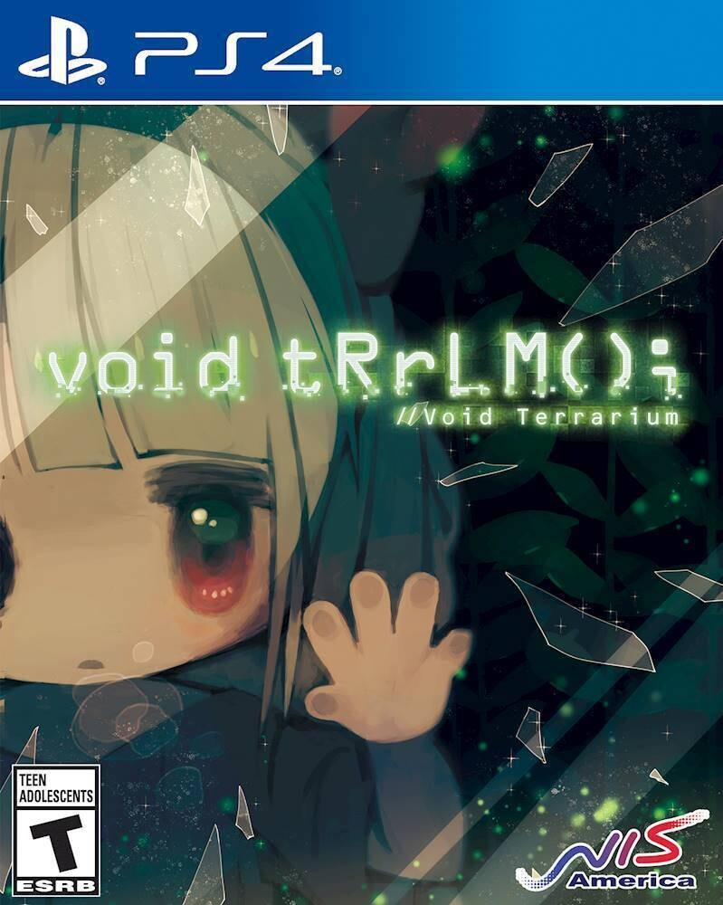 - Void Trrlm();//Void Terrarium for PlayStation 4