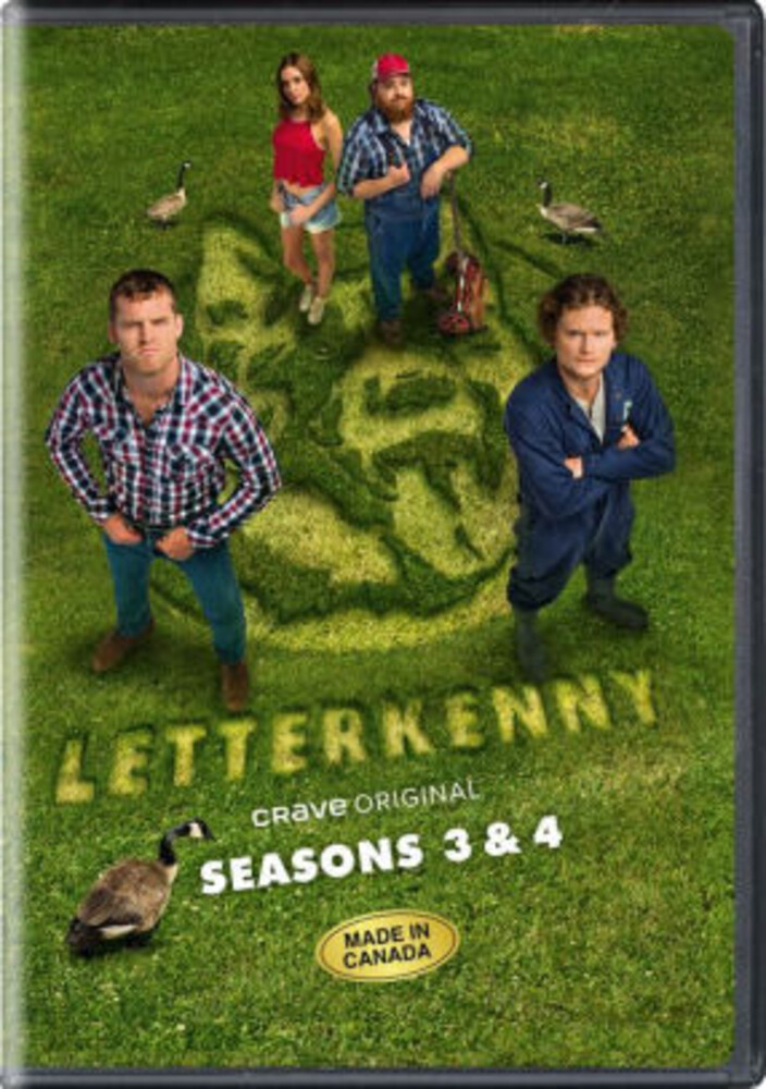 Letterkenny: Seasons 3 & 4 - Letterkenny: Seasons 3 & 4 (2pc) / (2pk)
